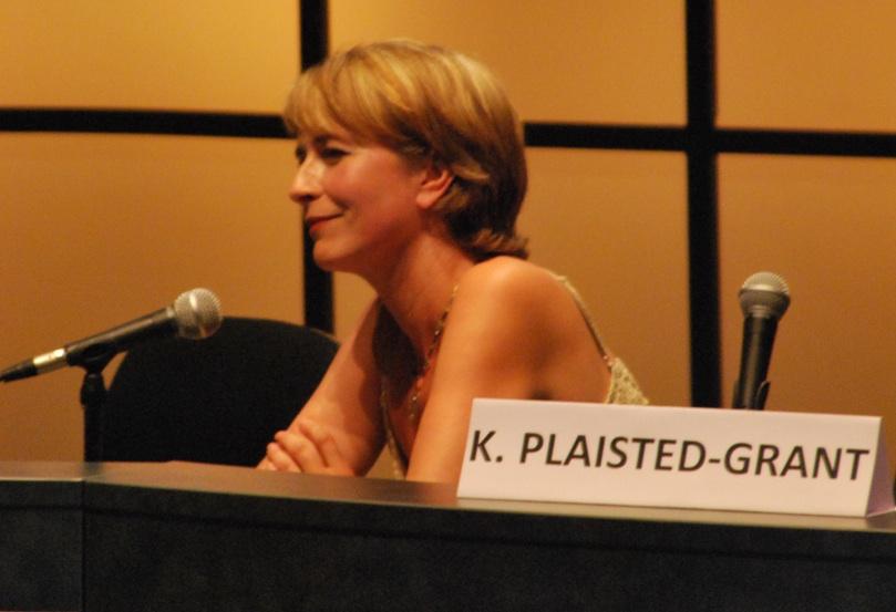 Kate Plaisted