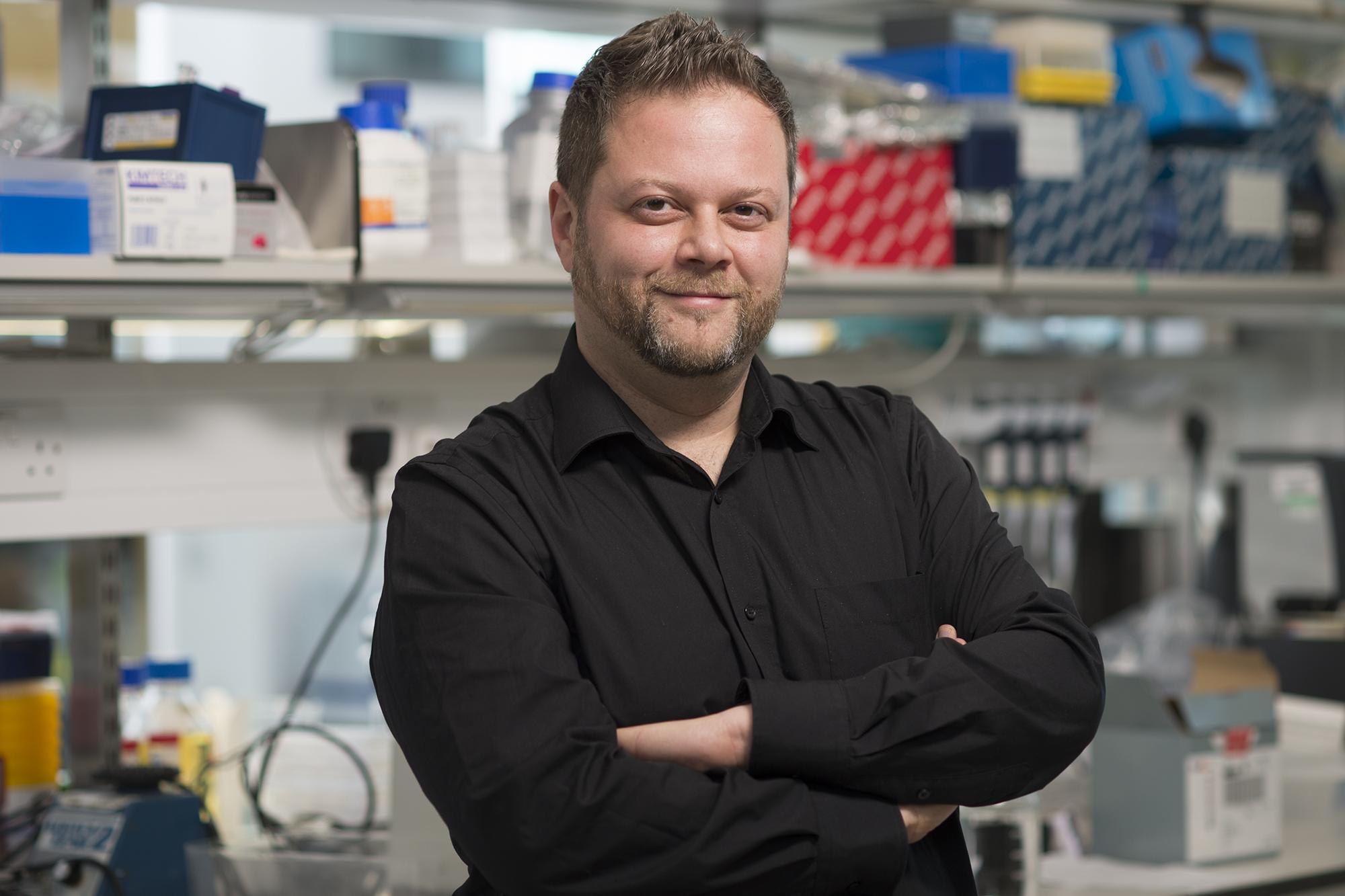 Dr Marco Brancaccio :: Cambridge Neuroscience