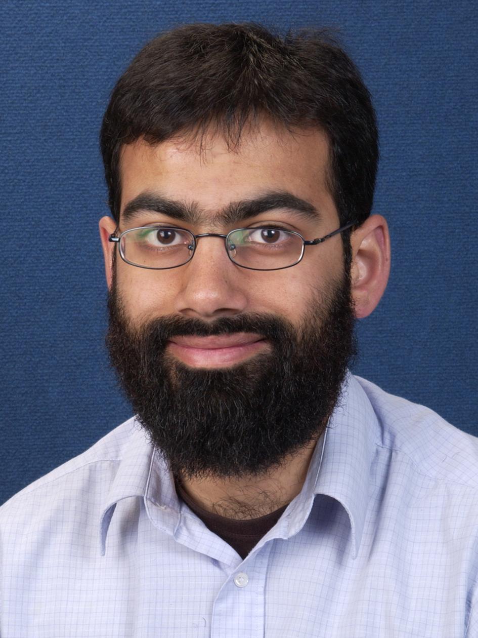 Omar Mahroo