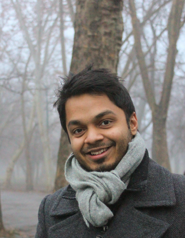 Dr Varun Warrier :: Cambridge Neuroscience